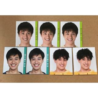 ジャニーズジュニア(ジャニーズJr.)のAぇgroup 小島健 デタカ 7枚セット(男性アイドル)