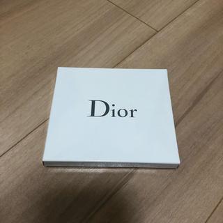 ディオール(Dior)のDior ディオール 空き箱 ボックス(ラッピング/包装)