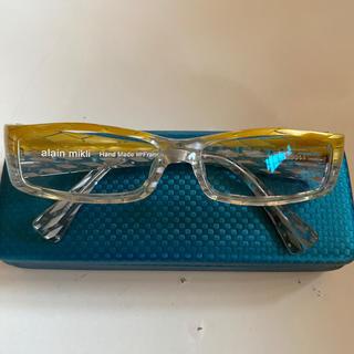 アランミクリ 眼鏡 値下げしました