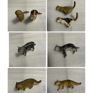 カイヨウドウ(海洋堂)のチョコエッグ 猫4体セット(その他)
