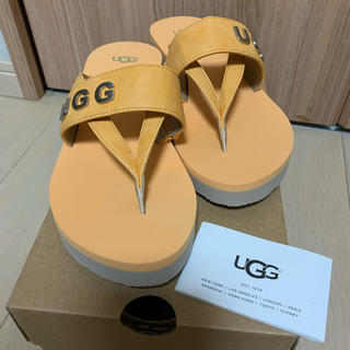 UGG - UGG サンダル 新品