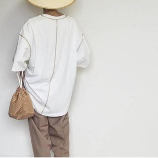 FREAK'S STORE - oversized stitch tee オーバーサイズ ステッチ Tシャツ