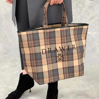 Drawer - 2020秋冬 Drawerオリジナルバッグ 新品未使用