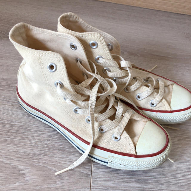 CONVERSE(コンバース)のコンバース★All STAR 23cm ハイカットスニーカー レディースの靴/シューズ(スニーカー)の商品写真