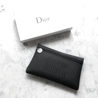 Dior ポーチ ブラック