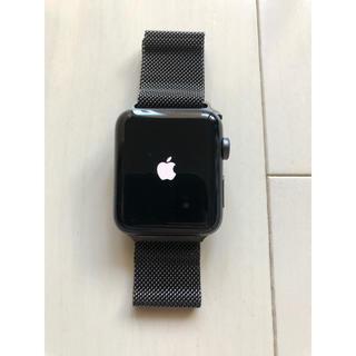 アップルウォッチ(Apple Watch)の2020年7月11日購入 アップルウォッチ3 A1859 42mm ナイキGPS(腕時計(デジタル))
