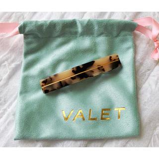 ロンハーマン(Ron Herman)の【新品未使用】Valet studio べっこう バレッタ(バレッタ/ヘアクリップ)