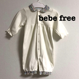 ベベ(BeBe)のbebe ロンパース(ロンパース)
