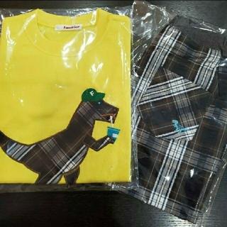 ファミリア(familiar)の新品 ファミリア familiar Tシャツ ハーフパンツ セット 120cm(Tシャツ/カットソー)