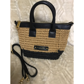 BURBERRY - Burberry 2wyカゴバック