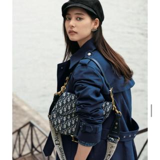 Christian Dior - 確実正規ディオール サドルバッグ +ショルダーストラップ 2020現行販売中