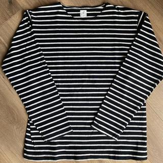 コモリ(COMOLI)のANATOMICA アナトミカ MARNIER CREW NECK  L/S(Tシャツ/カットソー(七分/長袖))