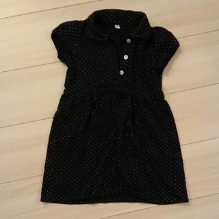 ムジルシリョウヒン(MUJI (無印良品))の子供服ワンピース(ワンピース)