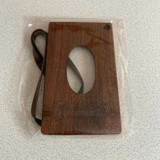 最終処分価格!SEKAI NO OWARI 木製カードケース(ミュージシャン)