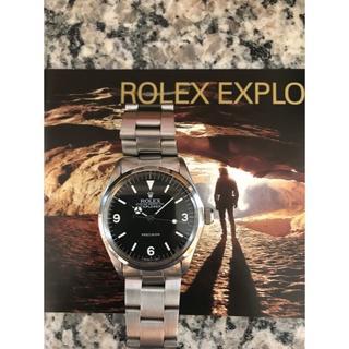 ROLEX - ROLEX  ロレックス Ref.5500 ボーイズサイズ エクスプローラーⅠ