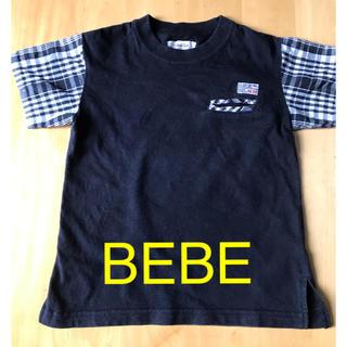 ベベ(BeBe)のべべ Tシャツ100(Tシャツ/カットソー)