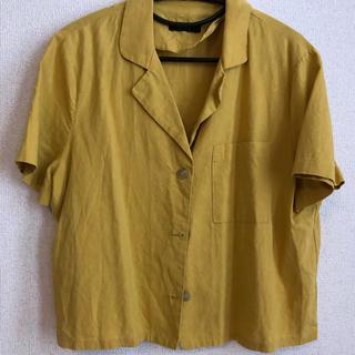 ディーホリック(dholic)のオープンカラーシャツ 半袖シャツ 韓国(シャツ/ブラウス(半袖/袖なし))