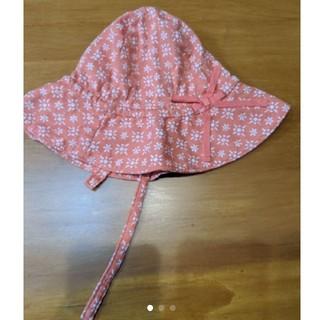 ベビーギャップ(babyGAP)のハット ベビー帽子 babygap  46cm(帽子)
