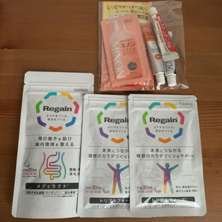 第一三共ヘルスケア - リゲイン トリプルフォース 2袋 メディラクト