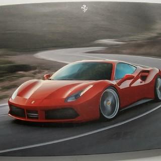 フェラーリ(Ferrari)のFERRARI「非売品カタログブック」(カタログ/マニュアル)