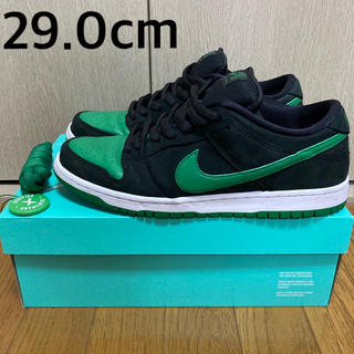 NIKE - NIKE SB  DUNK LOW PINE GREEN 29.0cm