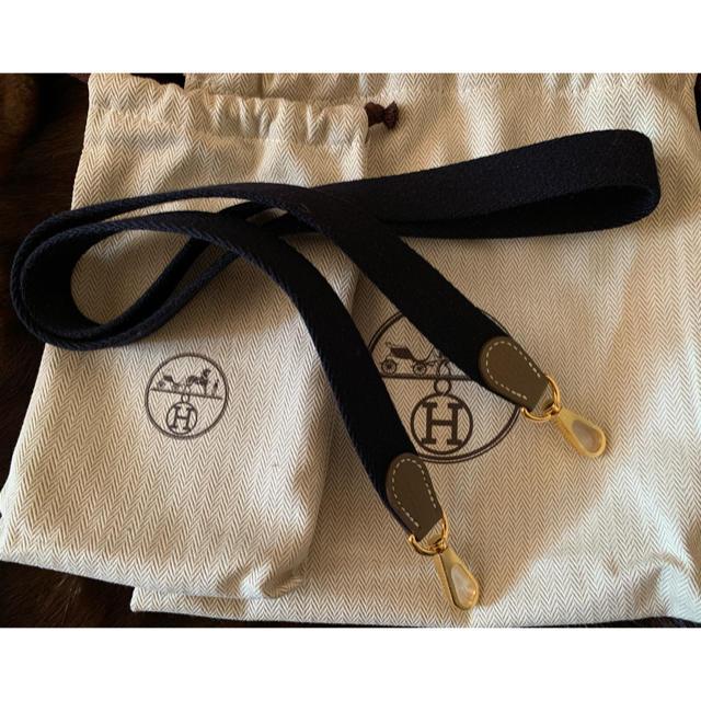 Hermes(エルメス)の新品 エルメス ミニエブリン エブリン TPM エトゥープ レディースのバッグ(ショルダーバッグ)の商品写真