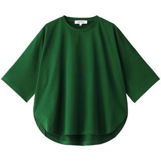 ENFOLD - 断捨離セール 美品 ENFOLD Tシャツ グリーン