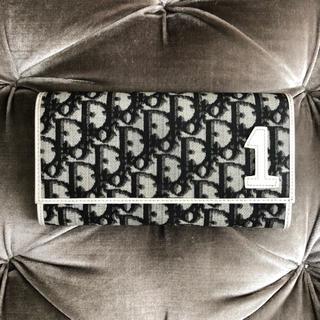 Christian Dior - クリスチャンディオール 💙 トロッター 長財布