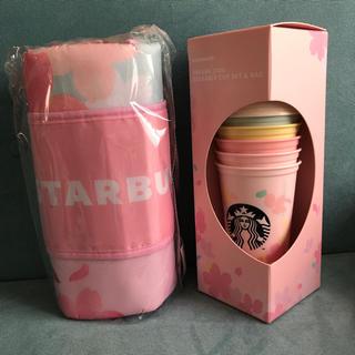 スターバックスコーヒー(Starbucks Coffee)のサクラ(グラス/カップ)