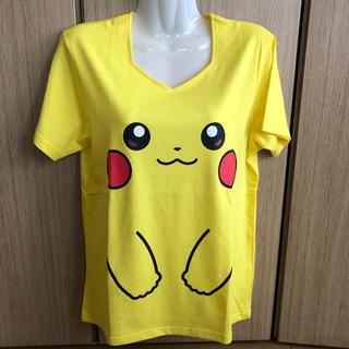 ポケモン(ポケモン)のピカチュウTシャツ(Tシャツ(半袖/袖なし))