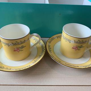 ティファニー(Tiffany & Co.)のティファニー ペアカップ(食器)