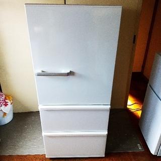AQUA3ドア冷凍冷蔵庫(2018年製造)