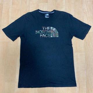 THE NORTH FACE - ザノースフェイス Tシャツ ハーフロゴティー カモロゴティー ノースフェイス