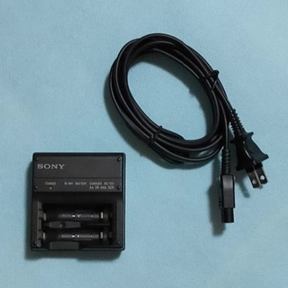 ソニー(SONY)のSONY Battery charger BC-CS1(その他)
