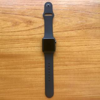 アップルウォッチ(Apple Watch)のアップル ウォッチ シリーズ 3(腕時計(デジタル))