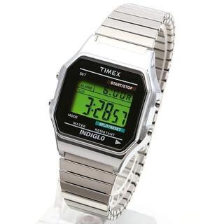 タイメックス(TIMEX)の【新品】タイメックス T78587 クラシック デジタル supreme (腕時計(デジタル))