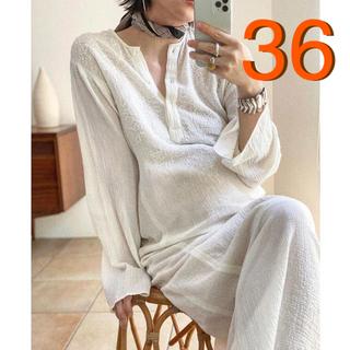TODAYFUL - Embroidery Gauze Dress エンブロイダリーガーゼドレス