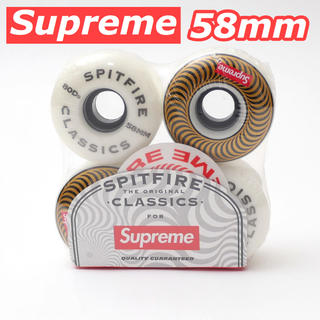 シュプリーム(Supreme)のSupreme Spitfire Classic Wheels Set of 4(スケートボード)