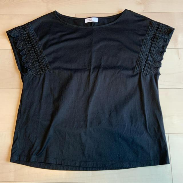 BEAUTY&YOUTH UNITED ARROWS(ビューティアンドユースユナイテッドアローズ)のリリ様専用 ✴︎ アローズワイドパンツ&Tシャツ レディースのトップス(Tシャツ(半袖/袖なし))の商品写真