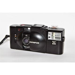 オリンパス(OLYMPUS)の【ジャンク】OLYMPUS XA2 ZUIKO F3.5 35mm (フィルムカメラ)