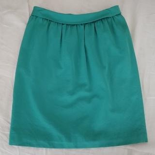 ユナイテッドアローズ(UNITED ARROWS)のユナイテッドアローズ スカート グリーン(ひざ丈スカート)