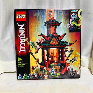 Lego - 《新品》LEGO  ニンジャゴー マッドキング神殿