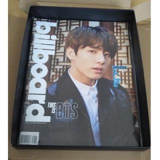 防弾少年団(BTS) - BTS Billboard 雑誌 2018年2月号 ポスター付 ジョングク