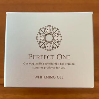 パーフェクトワン(PERFECT ONE)のパーフェクトワン 薬用ホワイトニングジェル 38g  新品未開封(オールインワン化粧品)