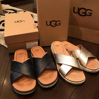 UGG - UGGサンダル