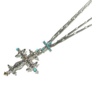 エポカ(EPOCA)のEPOCA(エポカ) ネックレス美品  クロス(ネックレス)