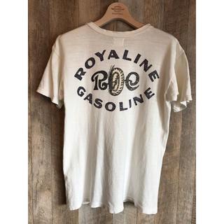 THE REAL McCOY'S - 激レア‼️ ザ・リアルマッコイズ デッドストック ヴィンテージ Tシャツ M