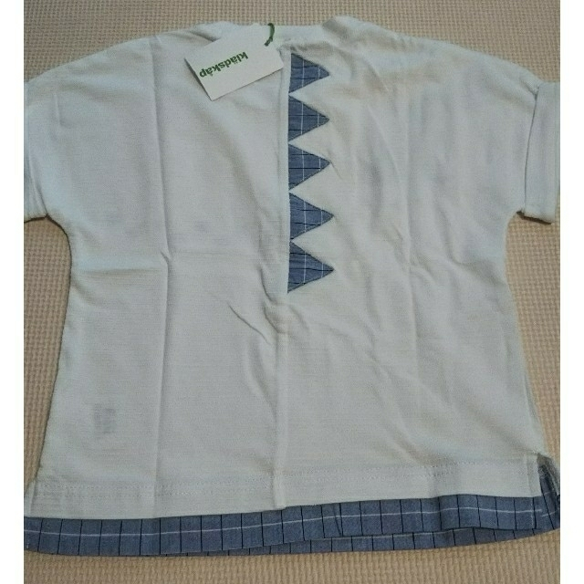 kladskap(クレードスコープ)の【専用】Kladskap 半袖 Tシャツ 110 キッズ/ベビー/マタニティのキッズ服男の子用(90cm~)(Tシャツ/カットソー)の商品写真