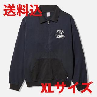 サンダイメジェイソウルブラザーズ(三代目 J Soul Brothers)のgu studio seven sweat blouson navy XL(スウェット)
