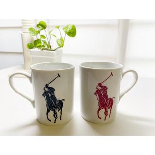 ラルフローレン(Ralph Lauren)の◾️RALPH LAUREN マグカップ 非売品(グラス/カップ)